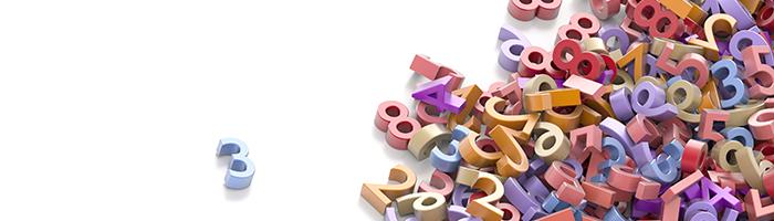 数字、数学、パズル