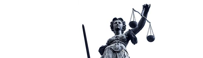 正義、校正、法律