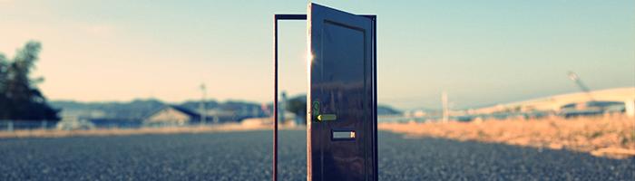 未来への扉、どこでもドア